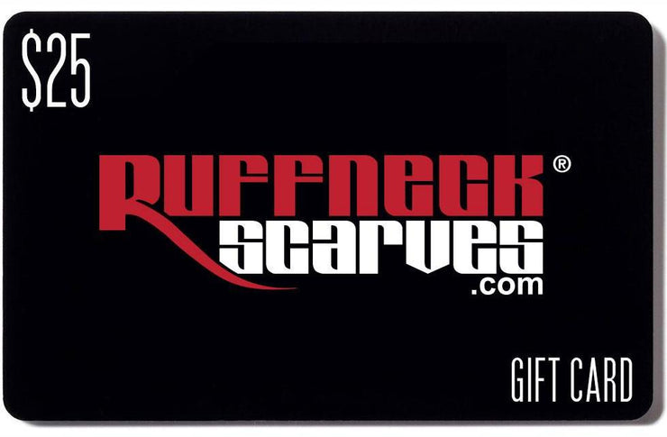 Gift Card - Ruffneck Scarves