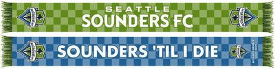 Seattle Sounders Alliance Member Scarf
