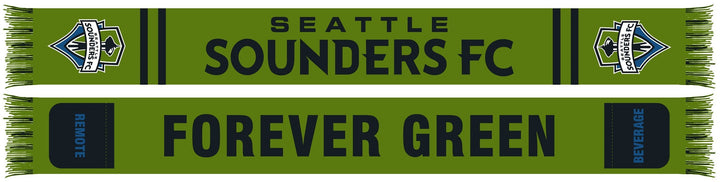 SEATTLE SOUNDERS POCKET SCARF - Support From Home