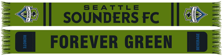 SEATTLE SOUNDERS SCARF - 2020 Support From Home (Pocket Scarf)