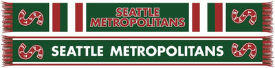 SEATTLE METROPOLITANS SCARF - The Original