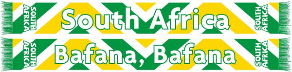 SOUTH AFRICA - BAFANA, BAFANA Scarf - Ruffneck Scarves - 1