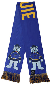 ST. LOUIS BLUES SCARF - Mascot - Louie (Summer Scarf)