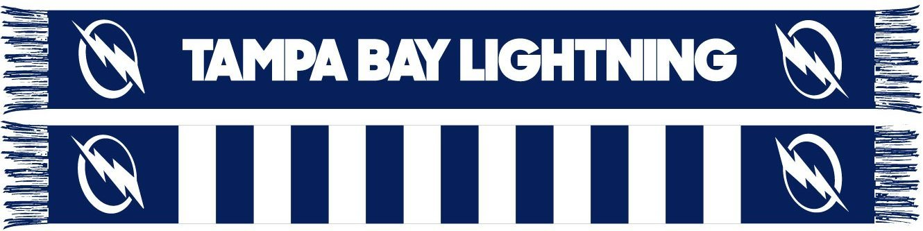 TAMPA BAY LIGHTNING SCARF - Home Jersey