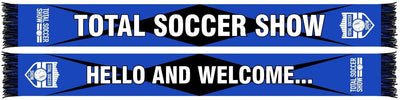 TOTAL SOCCER SHOW SCARF