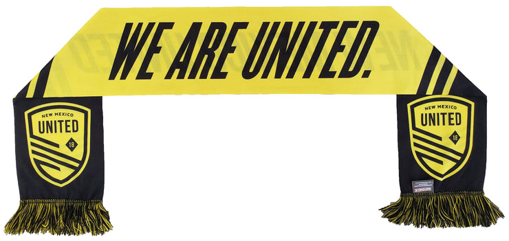 New Mexico United Scarf - We Are United (Summer Scarf)