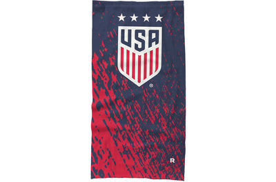 US Soccer USWNT Neck Gaiter Paint design