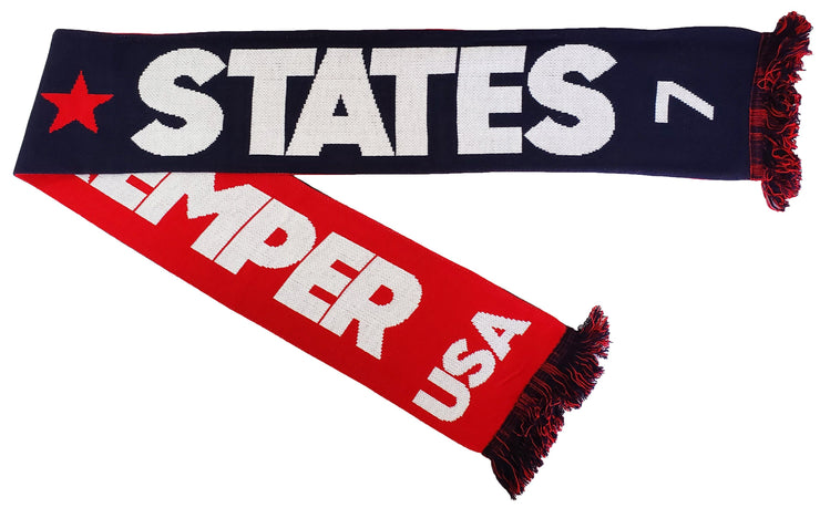 USWNTPA- ABBY DAHLKEMPER #7 SCARF