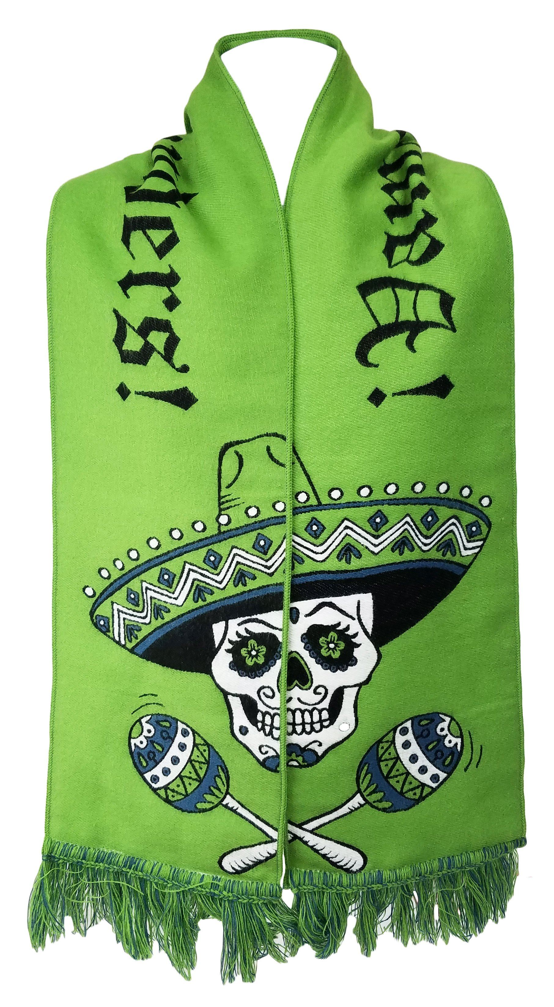 SEATTLE SOUNDERS SCARF - Vamos Sounders (HD Woven)
