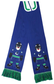 VANCOUVER CANUCKS SCARF - Mascot - Fin (Summer Scarf)