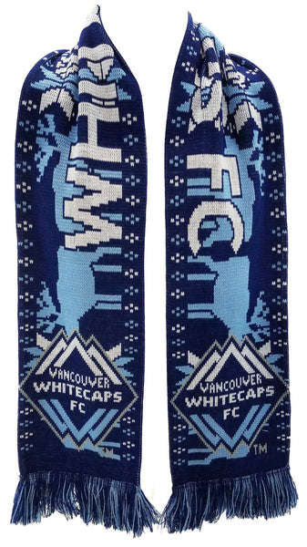 VANCOUVER WHITECAPS SCARF - Winter Scarf