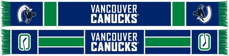 VANCOUVER CANUCKS SCARF - Home Jersey