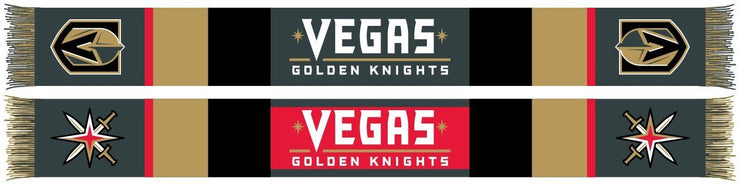 VEGAS GOLDEN KNIGHTS SCARF - Home Jersey
