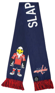 WASHINGTON CAPITALS SCARF - Mascot - Slapshot (Summer Scarf)