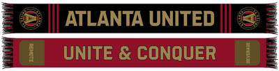 Atlanta United pocket scarf