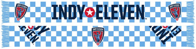Indy Eleven Scarf - 2020 Tilted (HD Woven)