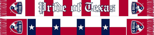 FC DALLAS SCARF - Pride of Texas