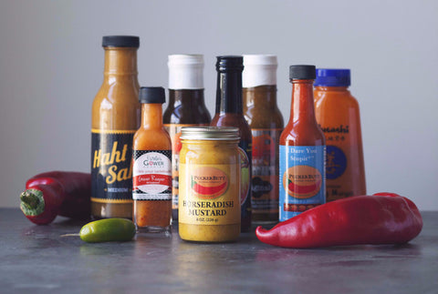 6 Month Classic Hot Sauce Subscription