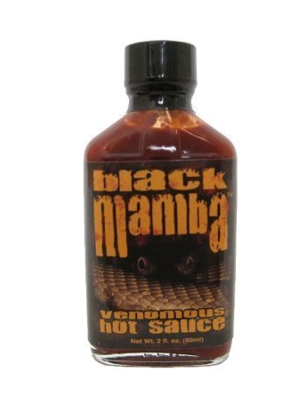 CaJohn's Black Mamba Hot Sauce