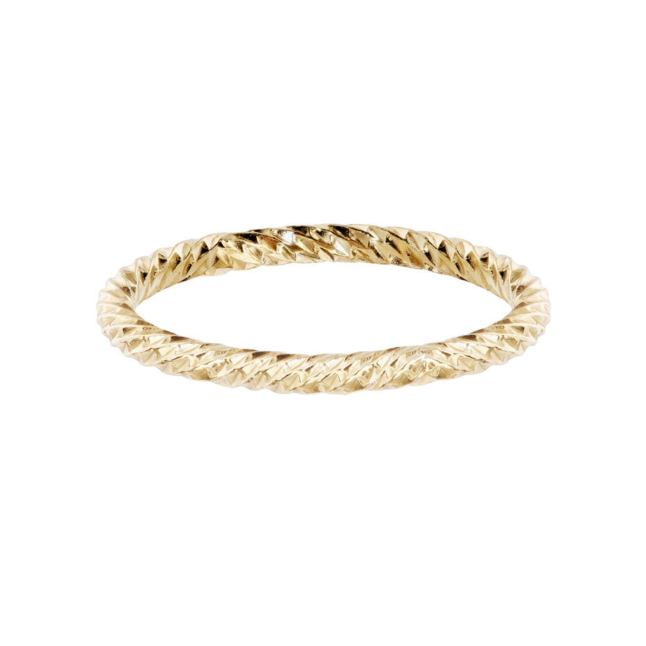 Aphrodite Wedding Band
