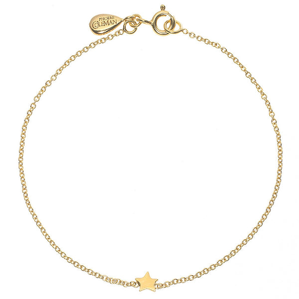 Star Bright Star Bracelet - Gold