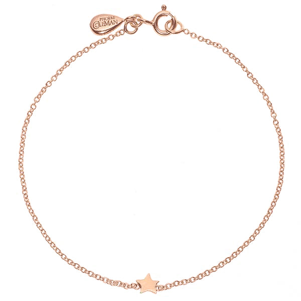 Star Bright Star Bracelet - Rose Gold
