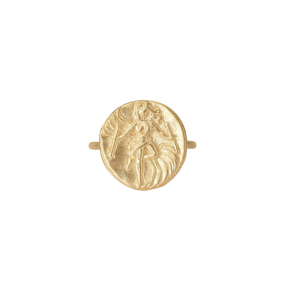 """The Dancer"" Ring - Gold"