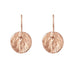 'The Dancer' Earrings - Rose Gold