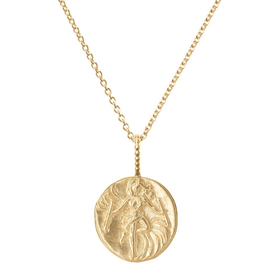 'The Dancer' Necklace - Gold