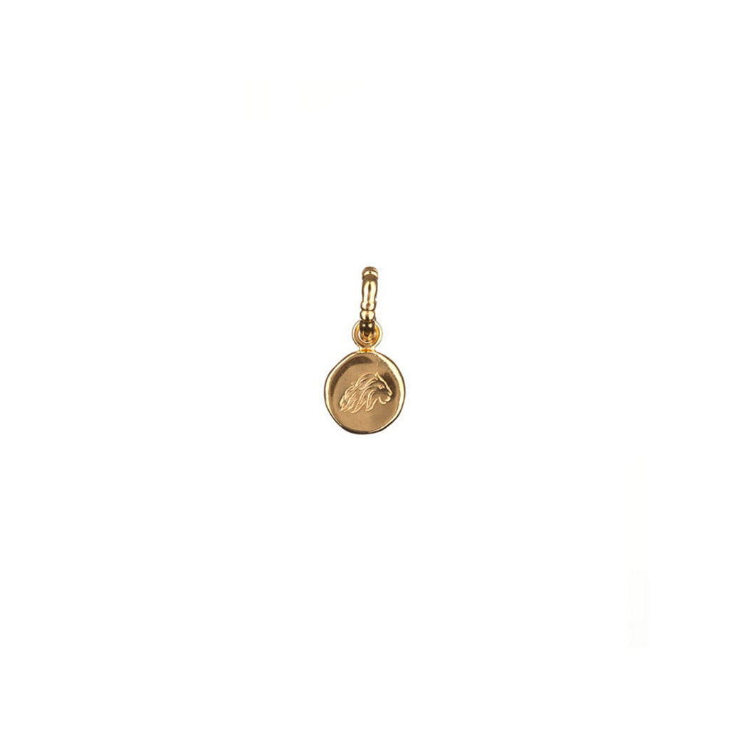 Time and Energy reversible charm in gold.