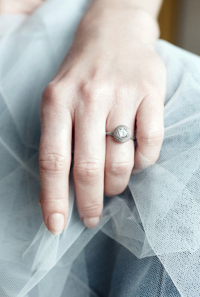 Venus Engagement Ring