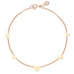 Love A Lot Bracelet - Rose Gold