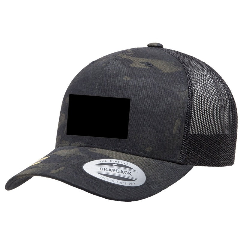 Multi-Cam Operator Trucker hat by Sua Sponte Design