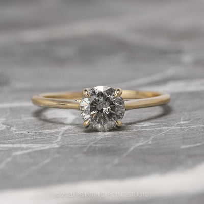 Custom Madeline Engagement Ring