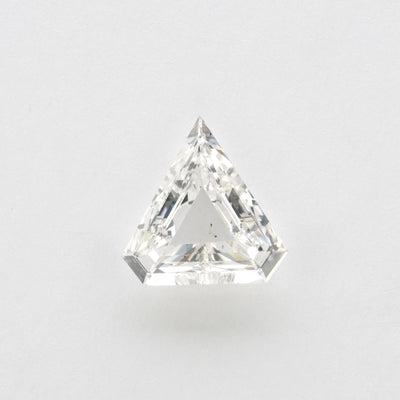 1.07ct Clear Brilliant Cut Shield Diamond