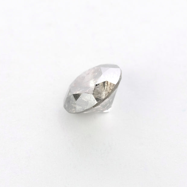 1.10ct Salt & Pepper Brilliant Cut Diamond