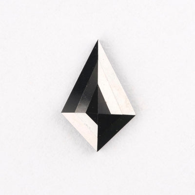 1.18 Carat Grey Speckled Rose Cut Diamond