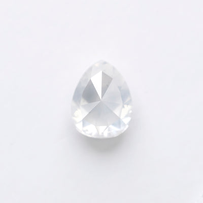 1.59ct Translucent White Pear Diamond