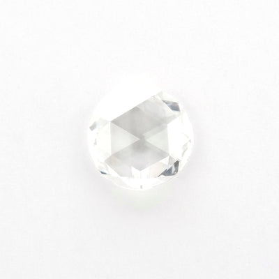 1.17 Carat Translucent Rose Cut Diamond