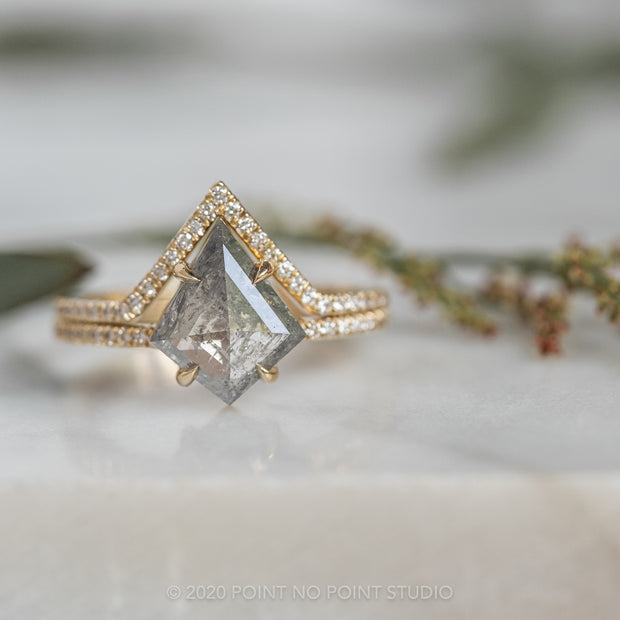 Custom Jules wedding set