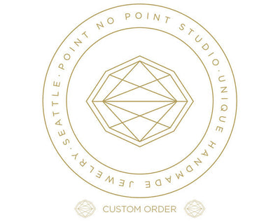 Custom listing for Kristi - Point No Point Studio