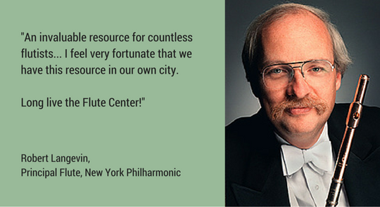 Robert Langevin, New York Phiharmonic