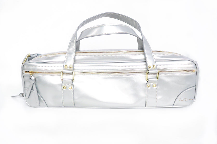 Fluterscooter Silver Bag