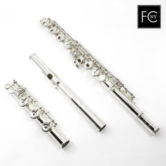 Altus Artist Series Model 1107 (Custom-Built Flute)