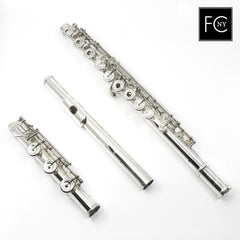 Altus Handmade Britannia Series Model 1507 (Custom-Built Flute)