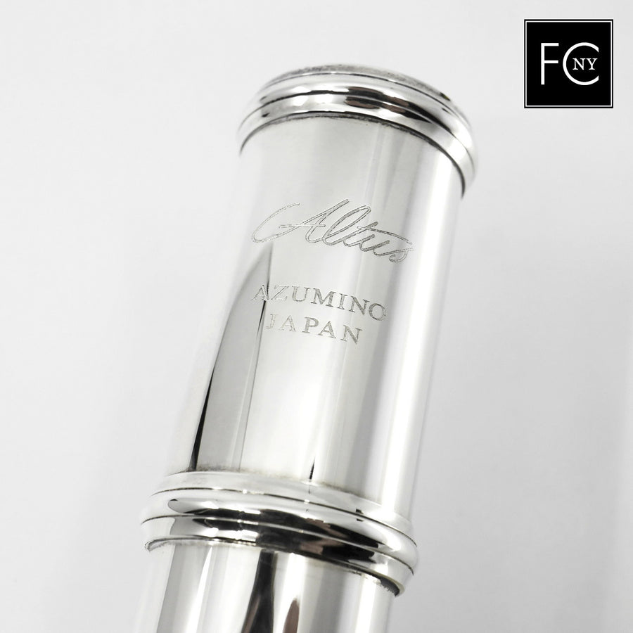 Altus Alto Flute 800 Series - Sterling Silver Lip and Riser (New)