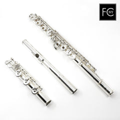 Altus Artist Series Model 907 (Custom-Built Flute)