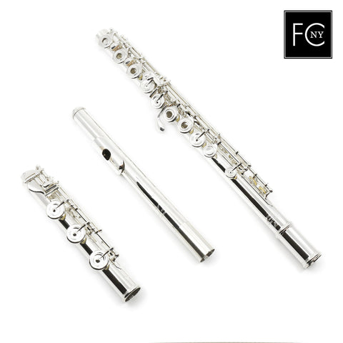 Powell Conservatory Flute in Sterling Silver (Custom-Built Flute)