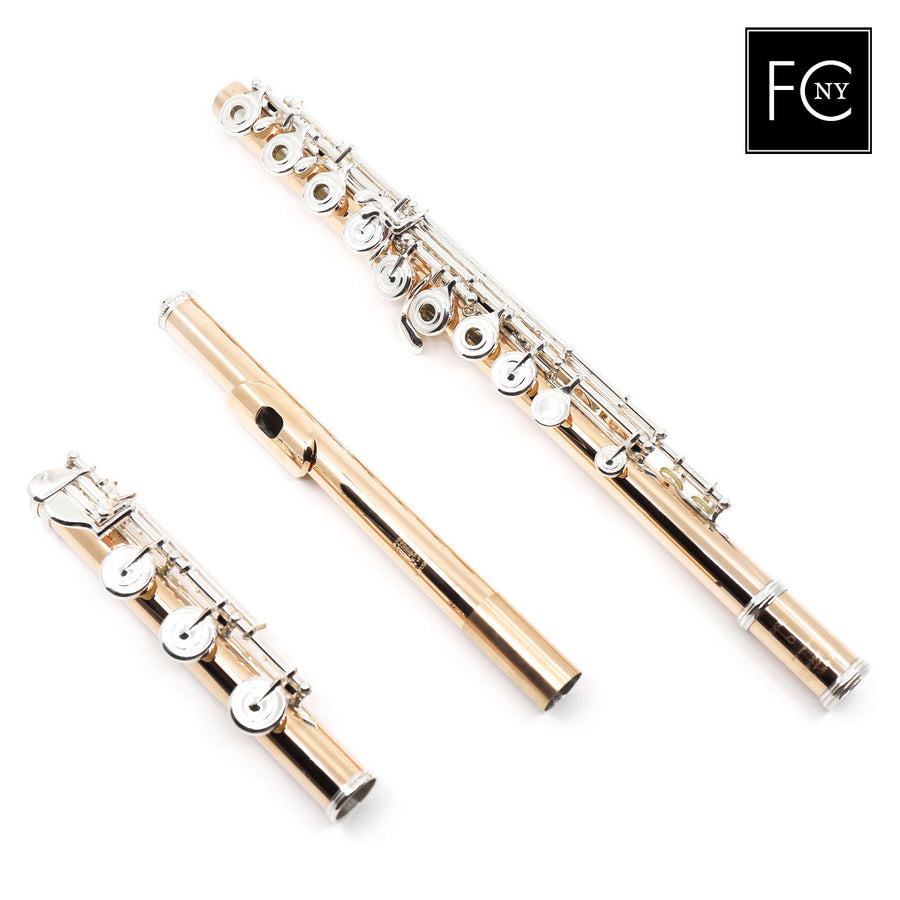 Haynes Classic Flute Q-Series Model Q-Fusion (New)