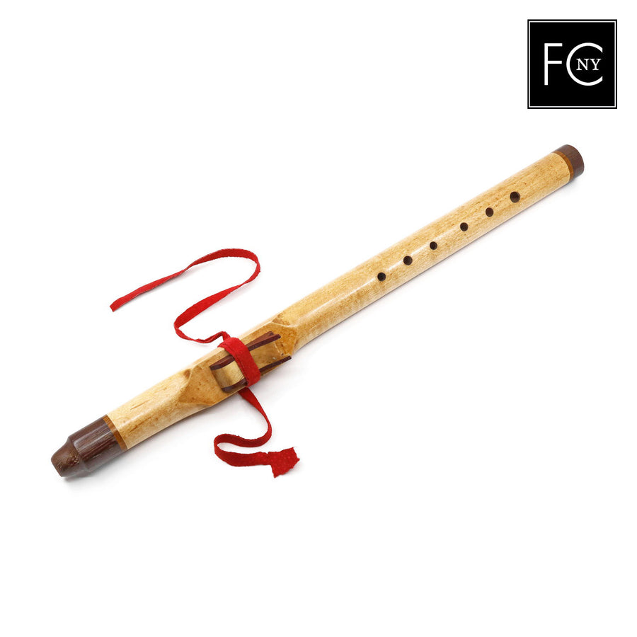 Inner Voice Native American Style Flute -  A4 Birdseye Maple